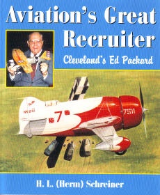 Aviation's Great Recruiter, Cleveland's Ed Packard