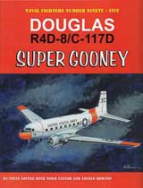 Douglas R4D-8/C-117D Super Gooney, Naval Fighters # 95