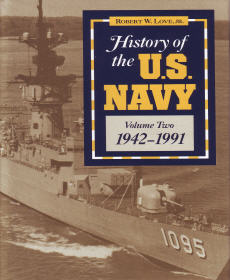 History of the U.S. Navy, Vol. 2, 1942-1991