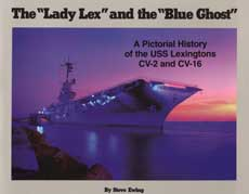 The \'Lady Lex\' and the \'Blue Ghost\'